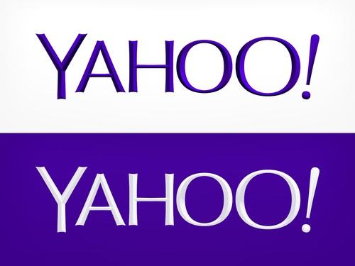 logo baru yahoo
