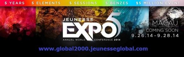 EXPO 5 Jeunesse